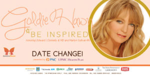 Goldie Hawn Be Inspired